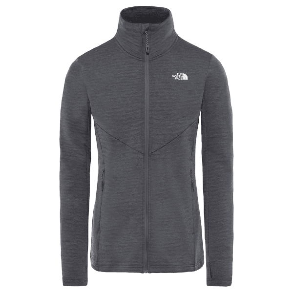 Impendor Light Midlayer Women VANADIS GREY DARK HEATHER