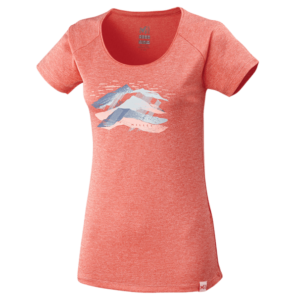 Come T-Shirt SS Women DARK 8740
