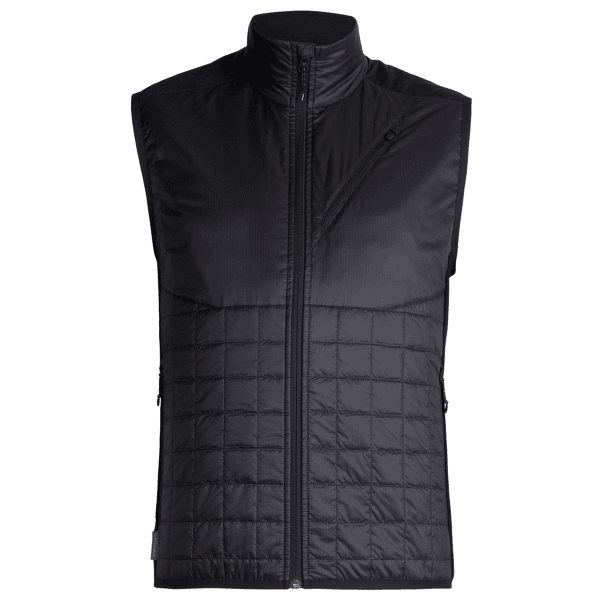 Helix Vest Men (103430) Black/Jet HTHR