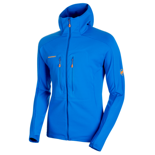 Eiswand Advanced ML Hooded Jacket Men Ice