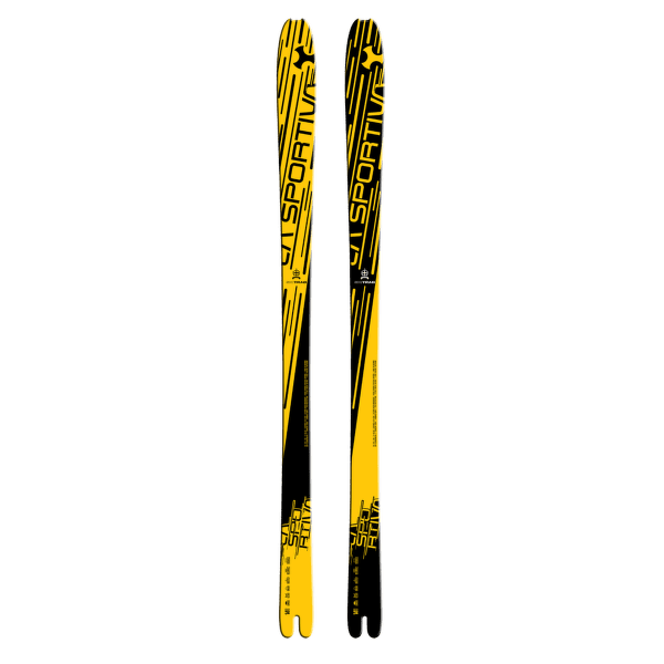 Altavia LS Ski (99S) Black/Yellow 999100