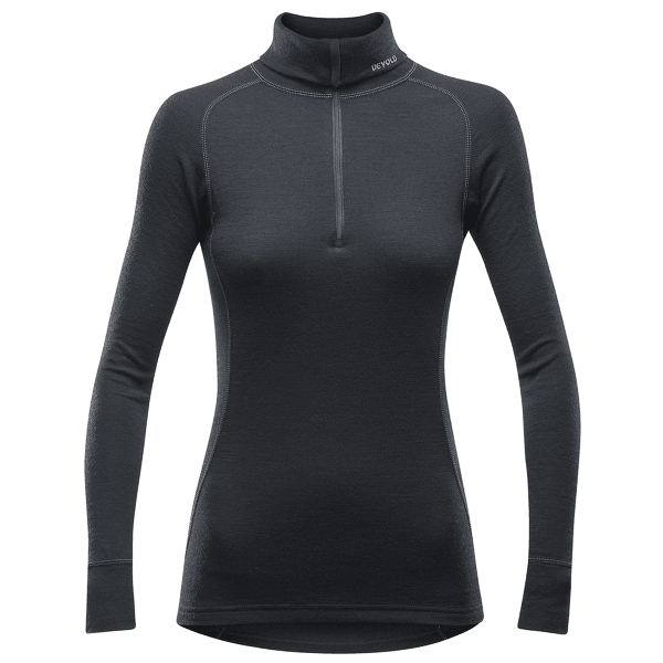 Duo Active Zip Neck Women 951 BLACK