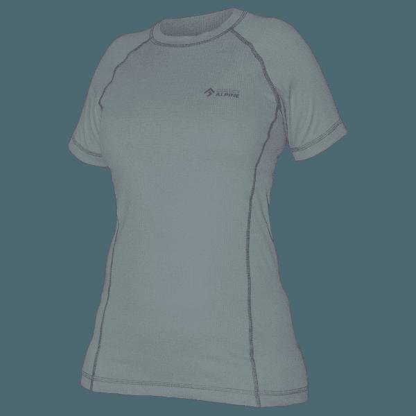 Triko krátký rukáv W CMF grey
