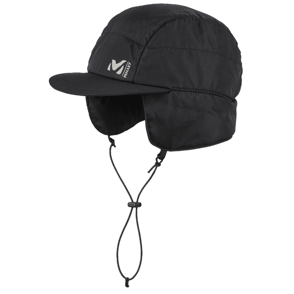 WINTER ALPHA CAP BLACK - NOIR