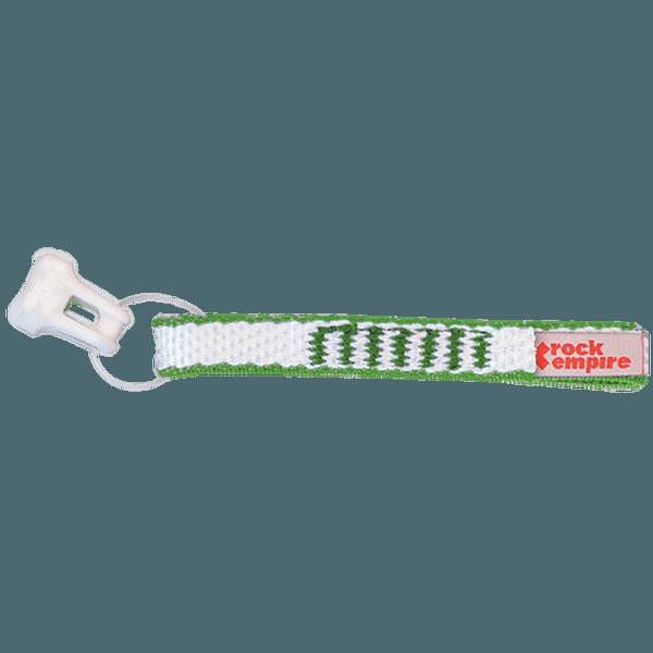 Expresní smyčky sešité 13 mm (VED001.13) Světle zelená 006