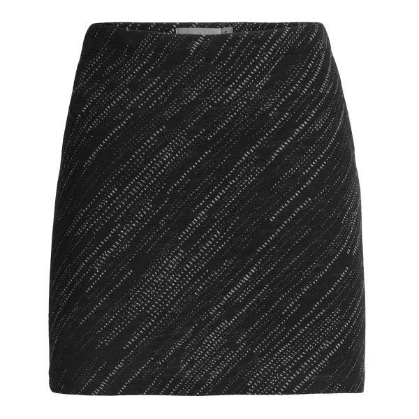 Affinity Skirt Snow Storm Women Black