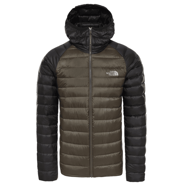 Trevail Hoodie Men NEW TAUPE GREEN/TNF BLACK