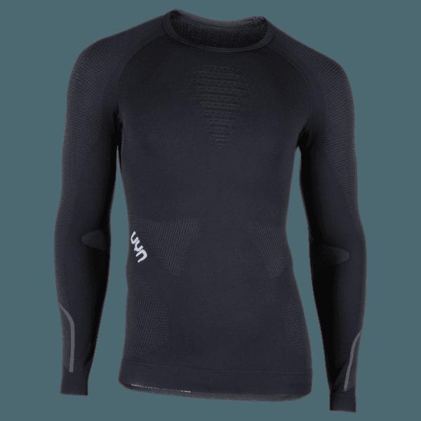 Ambityon UW Shirt LS Men Blackboard/Black/White