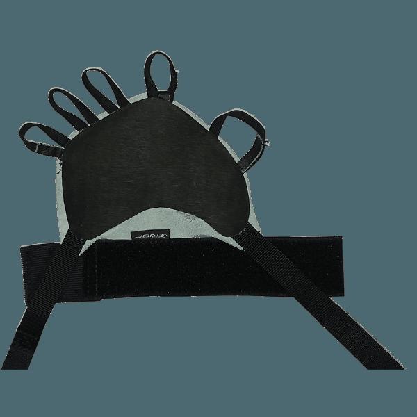 Spárové rukavice Černá