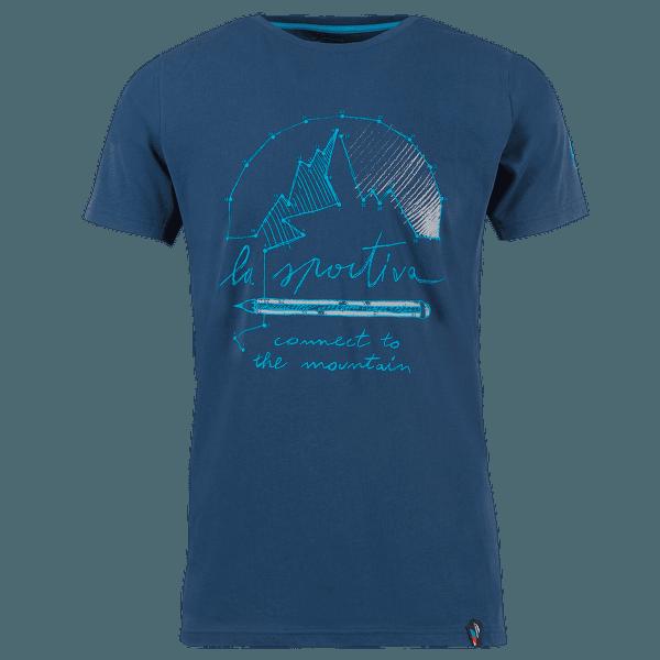 Connect T-Shirt Men Opal