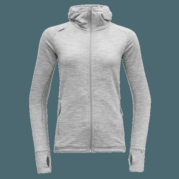 Nibba Jacket Women Grey Melange