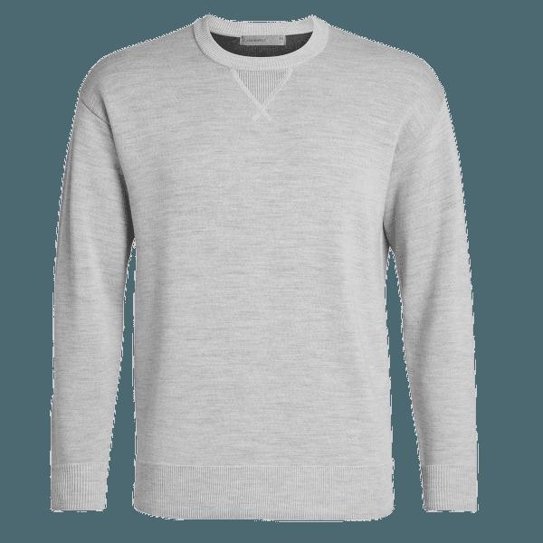 Carrigan Reversible Sweater Sweatshirt Men STEEL HTHR