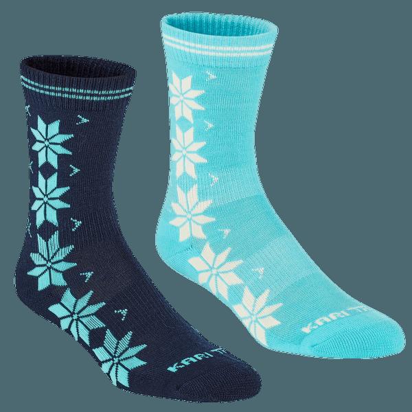 Vinst Wool Sock 2PK Mar