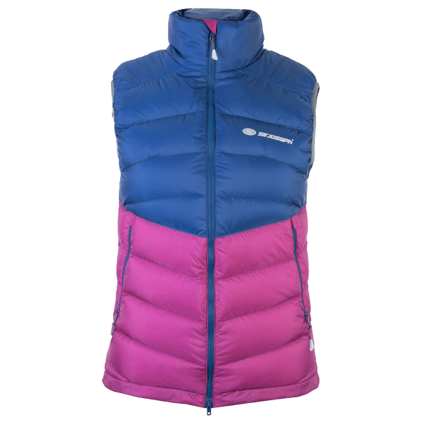 Safir Vest Lady navy/berry