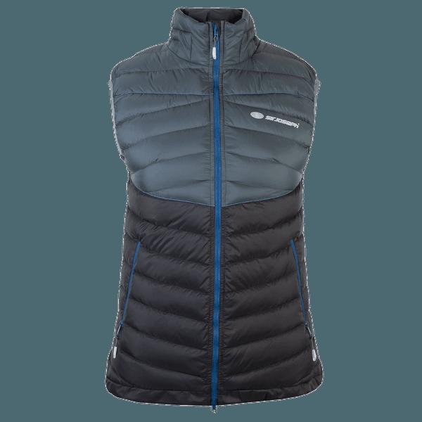 Atol Lady vest dark grey/black
