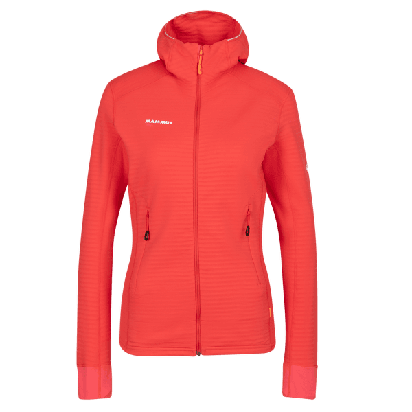 Aconcagua Light ML Hooded Jacket Women (1014-02870) 3500 sunset