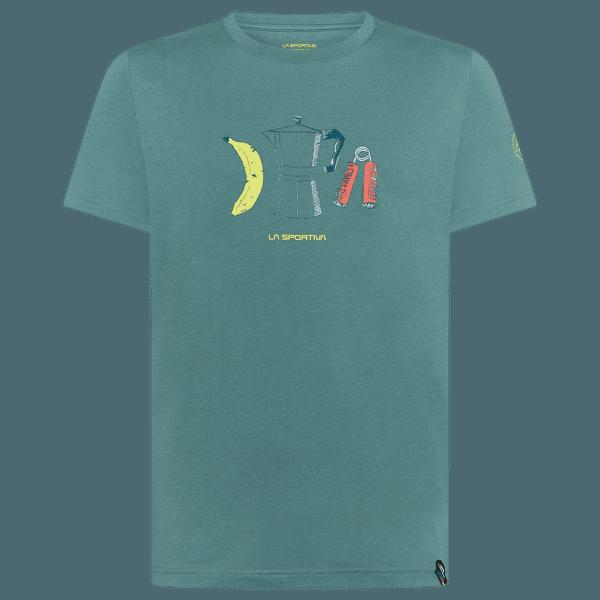 Breakfast T-Shirt Men Pine