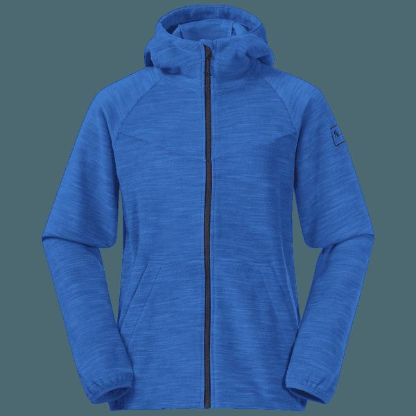 Hareid Youth Jacket Strong Blue Melange/Navy