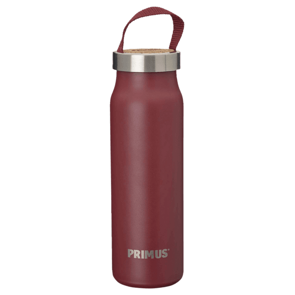Klunken V. Bottle 0,5 L Ox red