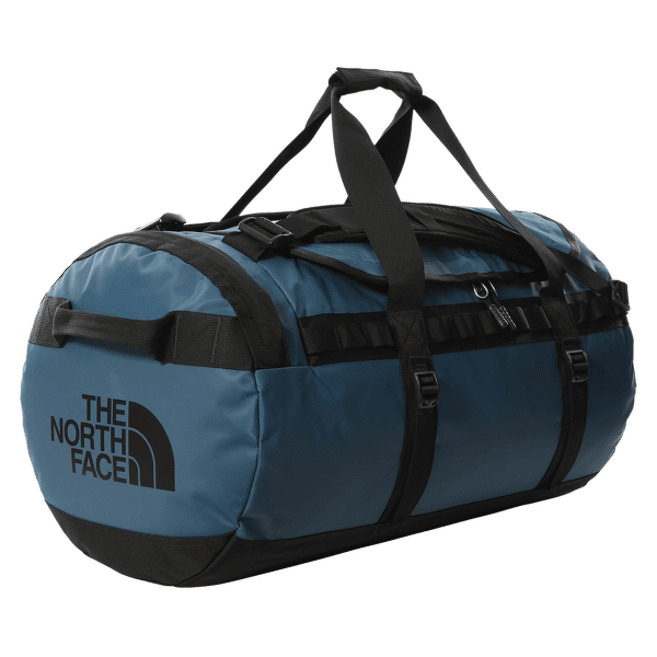Base Camp Duffel - M (3ETP) Monterey Blue-TNF Black
