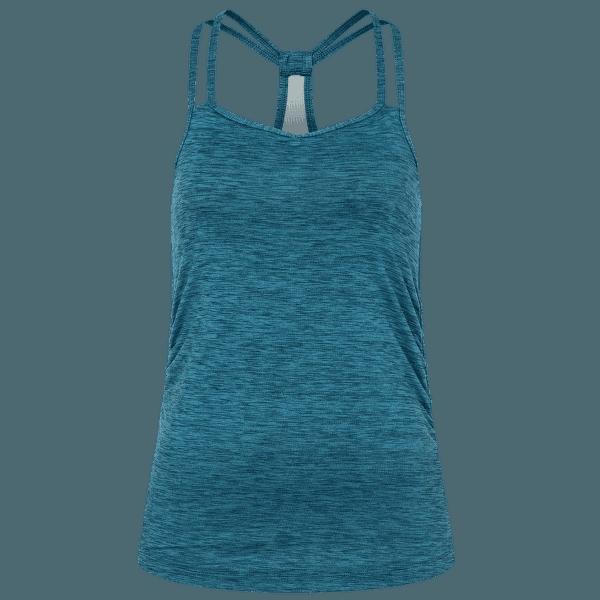 Six Shooter Tank Women Fjord Blue