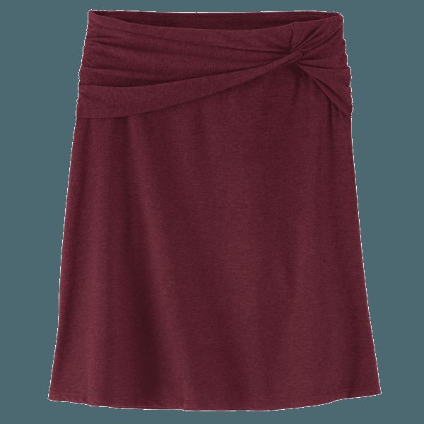 Seabrook Skirt Women Chicory Red
