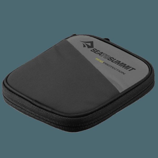 Travel Wallet RFID Small Black