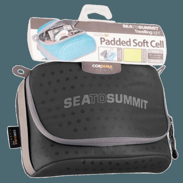 Padded Soft Cell Black