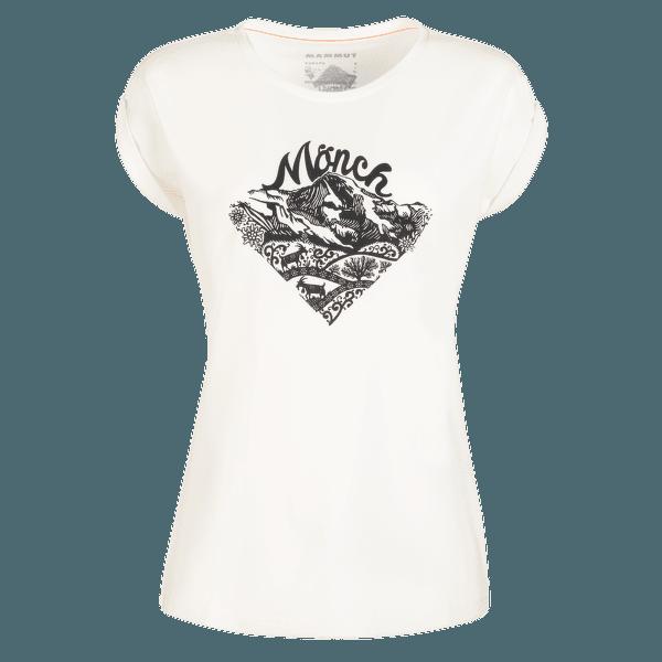 Mountain T-Shirt Women (1017-00963) bright white