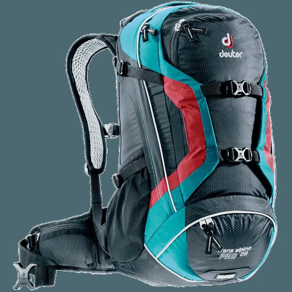 Trans Alpine Pro 28 (32263) black-petrol