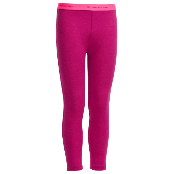 Oasis Leggings Kids Raspberry/Shocking