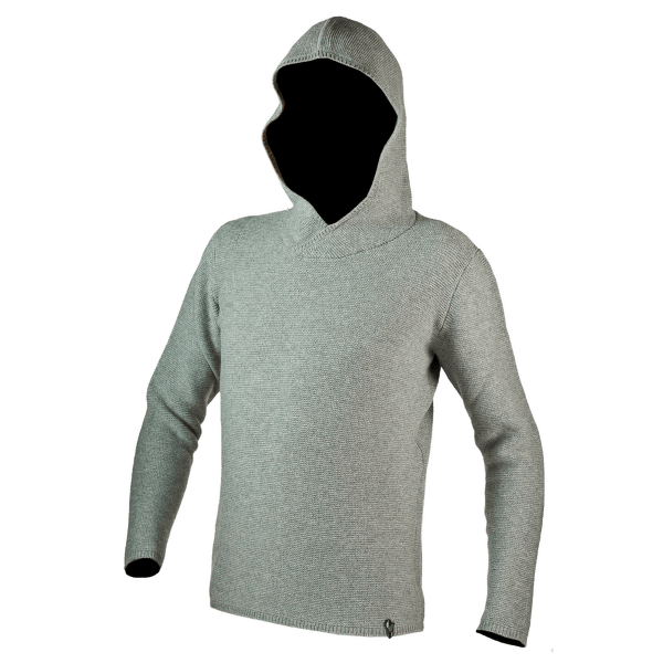 Fontaineblau Hoody Men Mid Grey