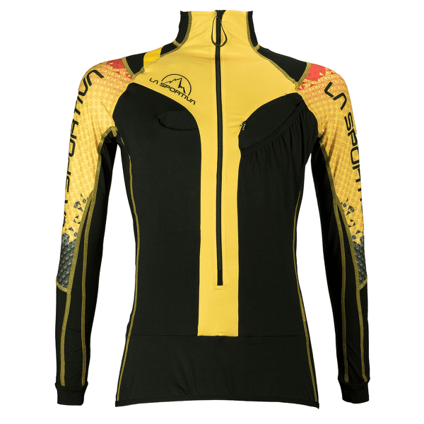 Syborg Racing Jacket Men (A13) Black/Yellow (Black Yellow)