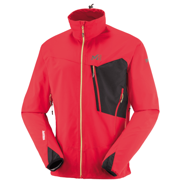 Grepon WDS Light Jacket Men RED - ROUGE