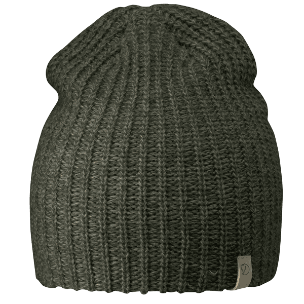 Ovik Melange Beanie Mountain Grey