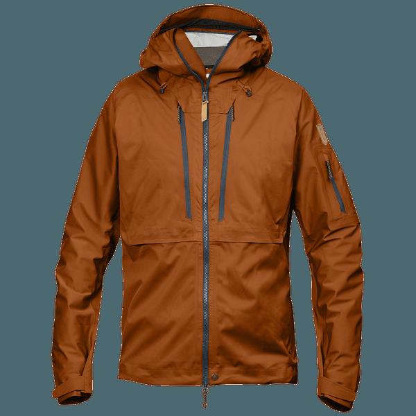 Keb Eco-Shell Jacket Men Autumn Leaf