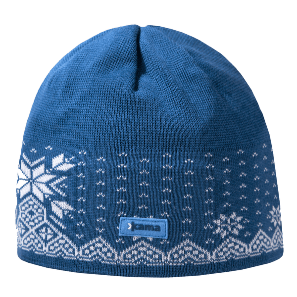 A37 Knitted Hat cyan 115
