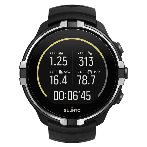Spartan Sport Wrist HR Baro Stealth