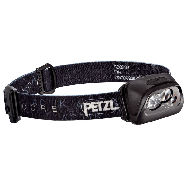 Actik Core Headlamp (E99AB) Black