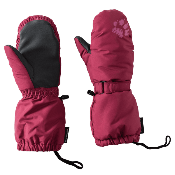 Stormlock Paw Mitten Kids dark ruby 2501