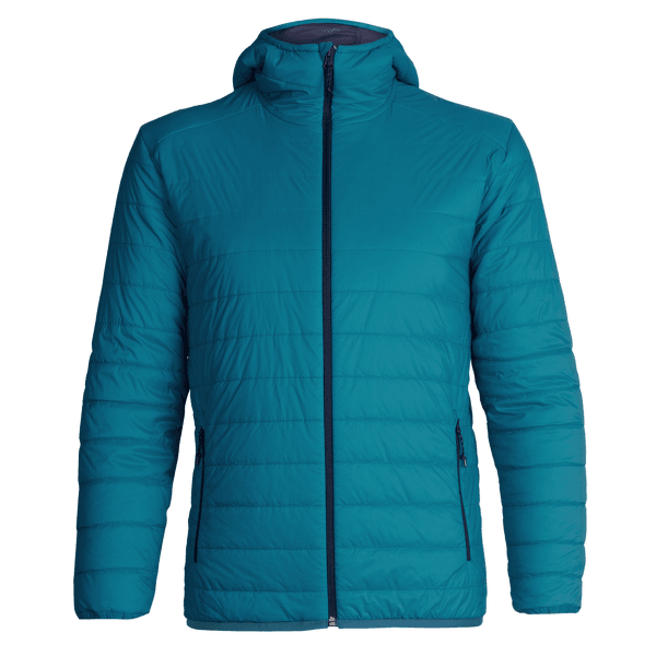 Hyperia Hooded Jacket Men Alpine