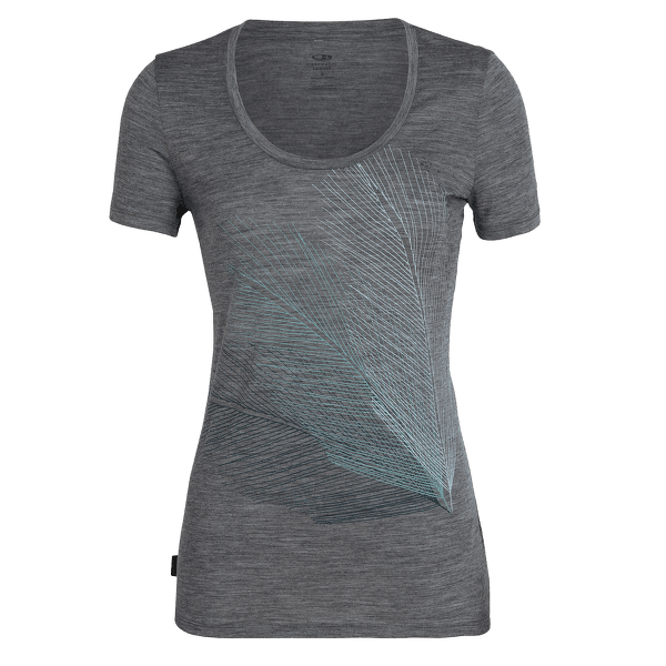 Tech Lite SS Scoop Plume Women