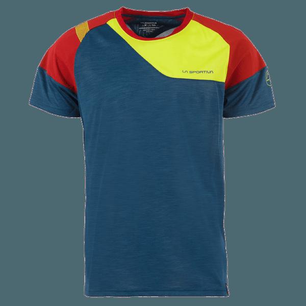 TX Combo Evo T-Shirt Men Opal/Chili