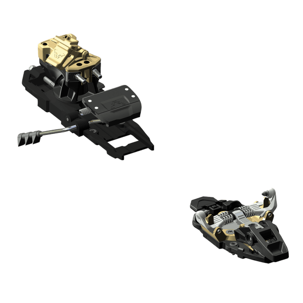 TLT Radical ST 2 + brzda 105 mm 9180 Black
