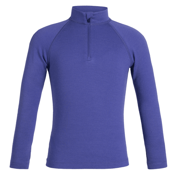 Tech LS Half Zip Kids Mystic
