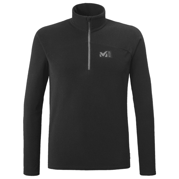 K Lightgrid Pullover Men BLACK - NOIR