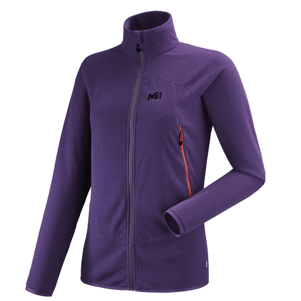 K Lightgrid Jacket Women BLACK BERRY