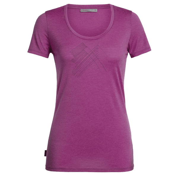 Tech Lite SS Scoop Snap Head Women AMORE