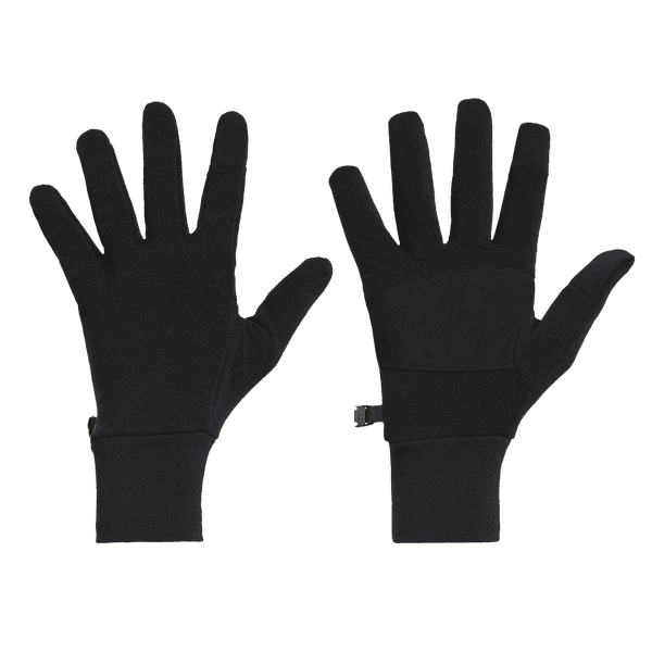 Adult Sierra Gloves Black