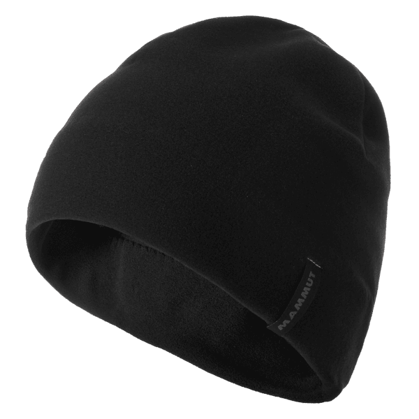 Fleece Beanie (1191-00540) black 0001